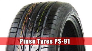 Pinso Tyres PS-91 評価 | アジアンタイヤ+